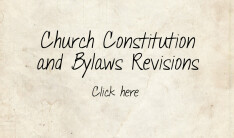 Constitution & Bylaws