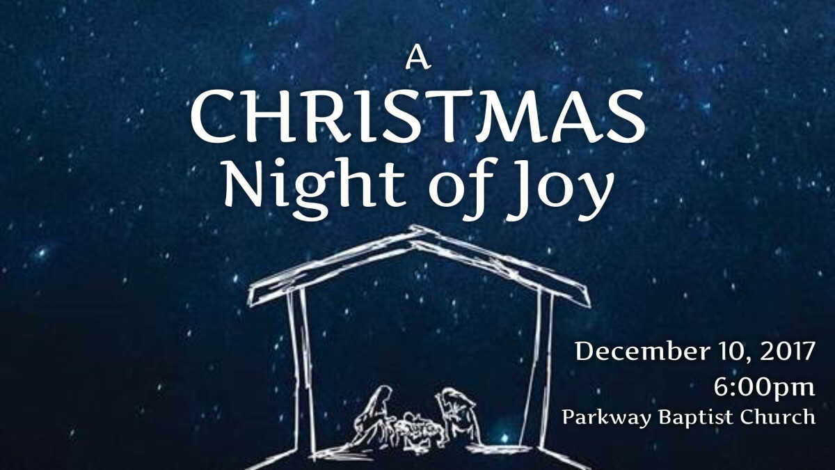 Christmas Night of Joy
