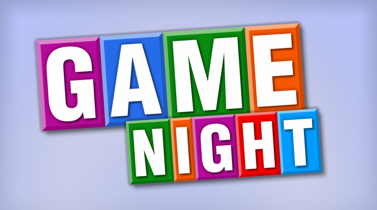 Student Ministry Game Night