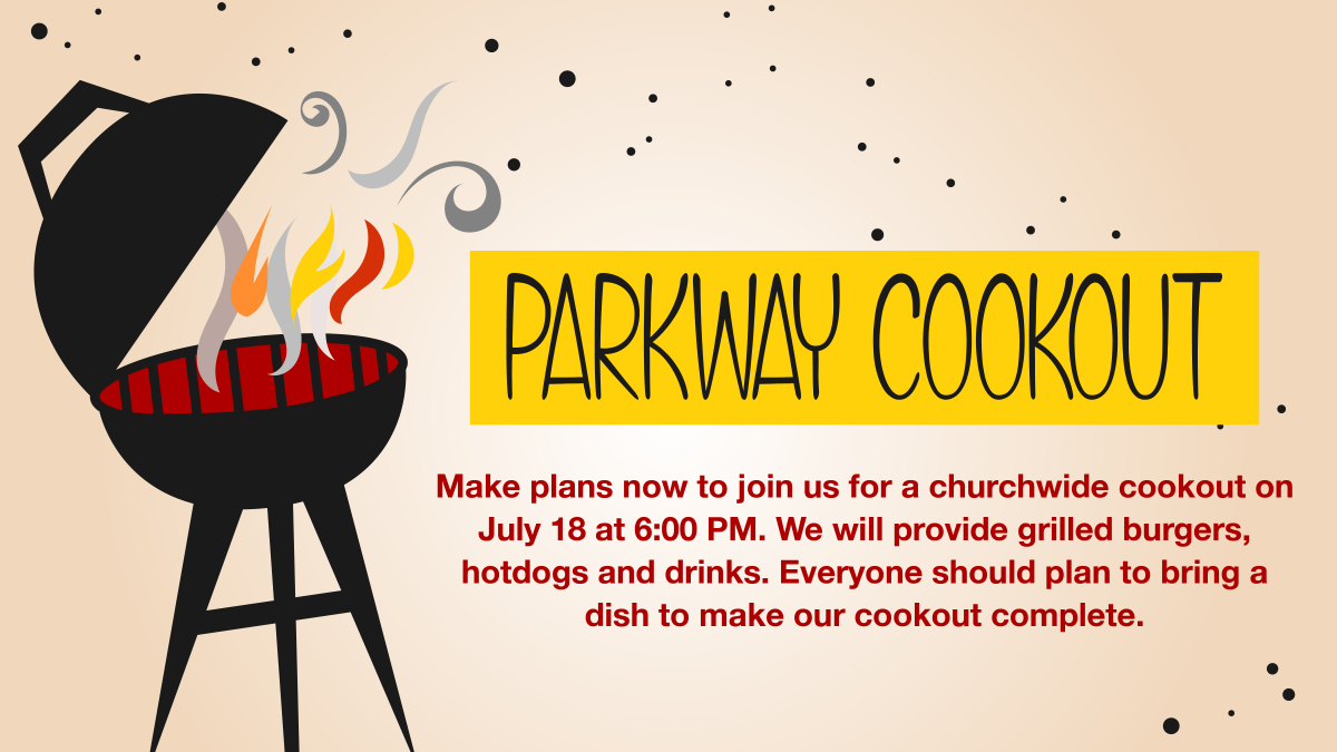 Parkway Cookout