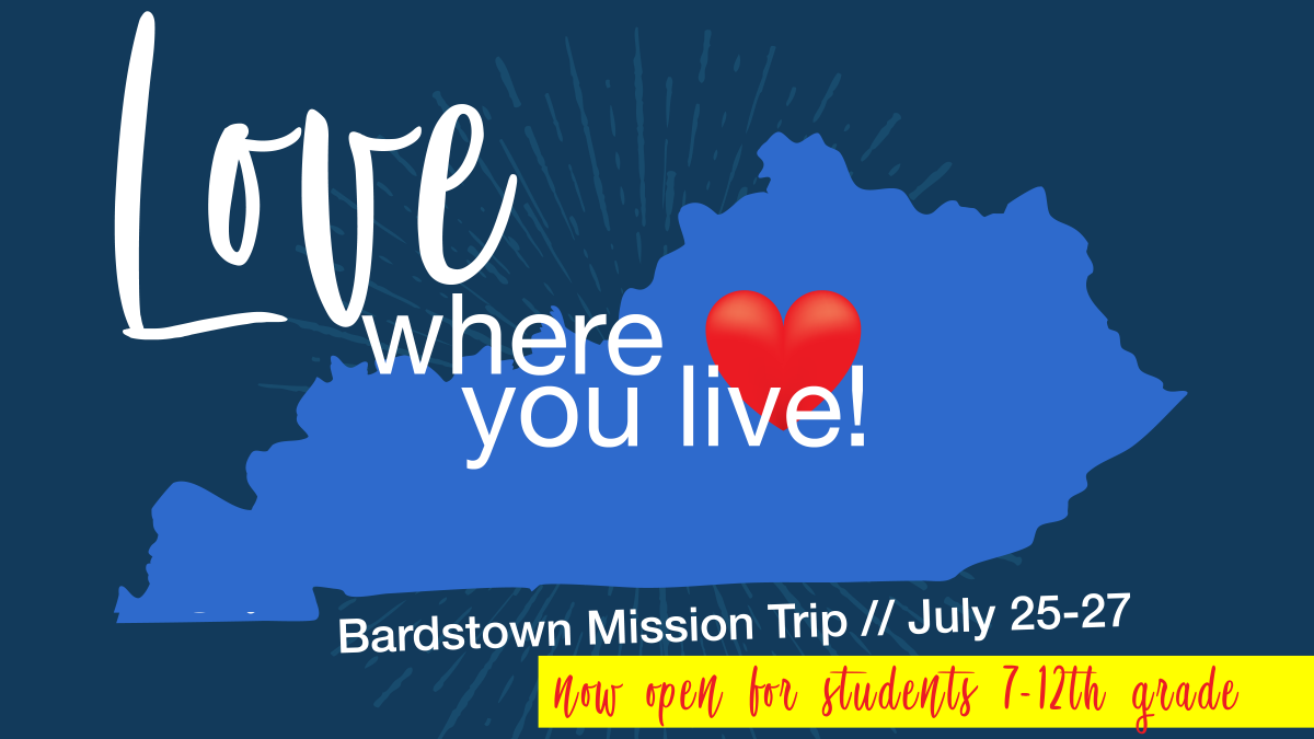 Bardstown Mission Trip